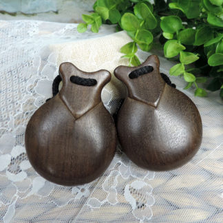 student wood castanets