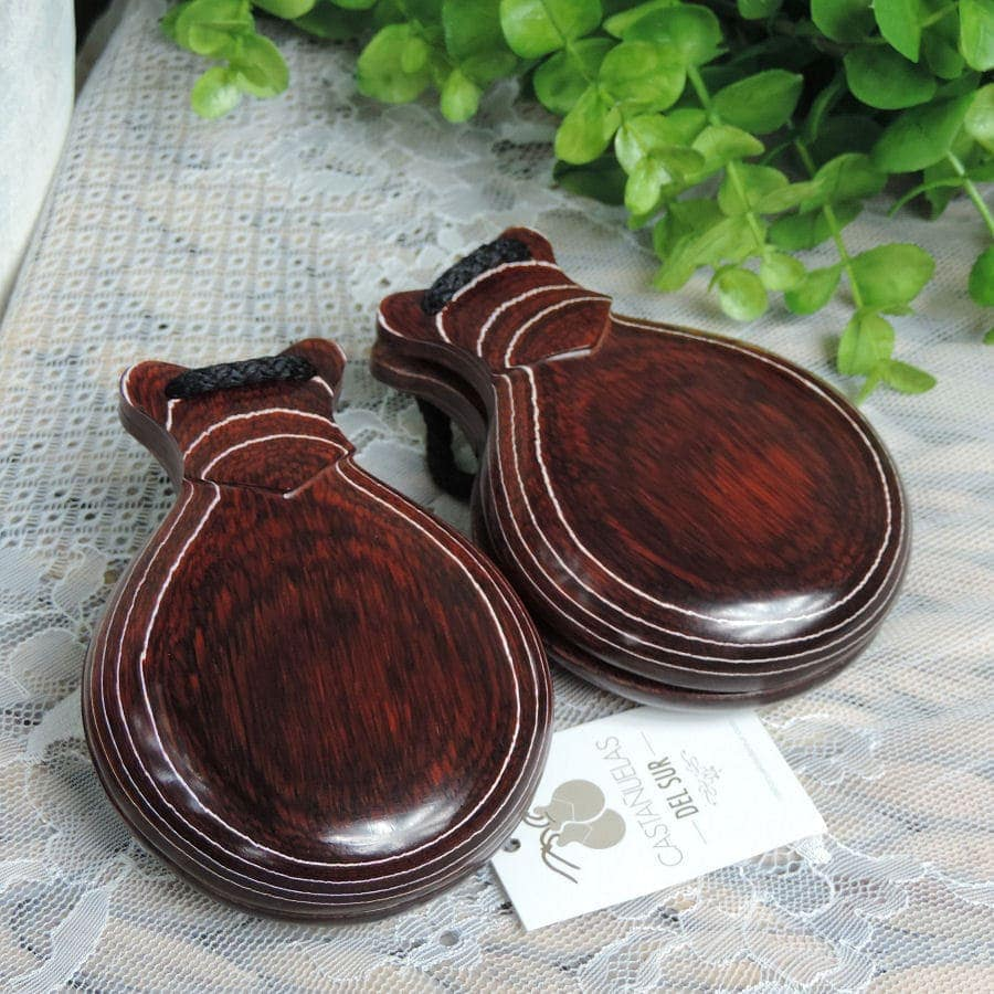 Professional castanets