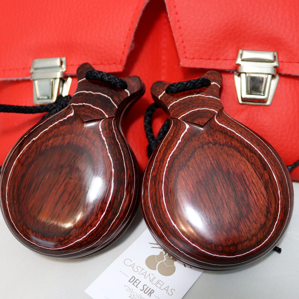 BL-PRCA209 Castanets Single Pair