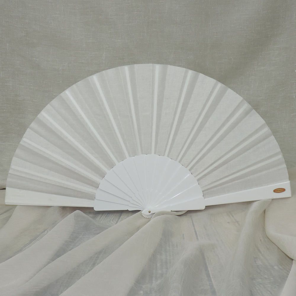 Large Pericon Dance Fan Authentic Spanish Fan For Stage