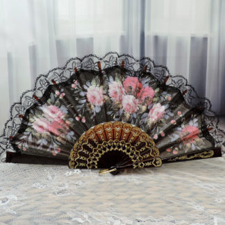 lovely Spanish printed fan
