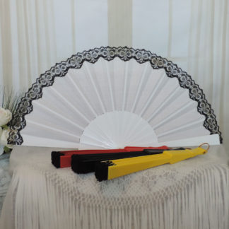 Large pericon fan