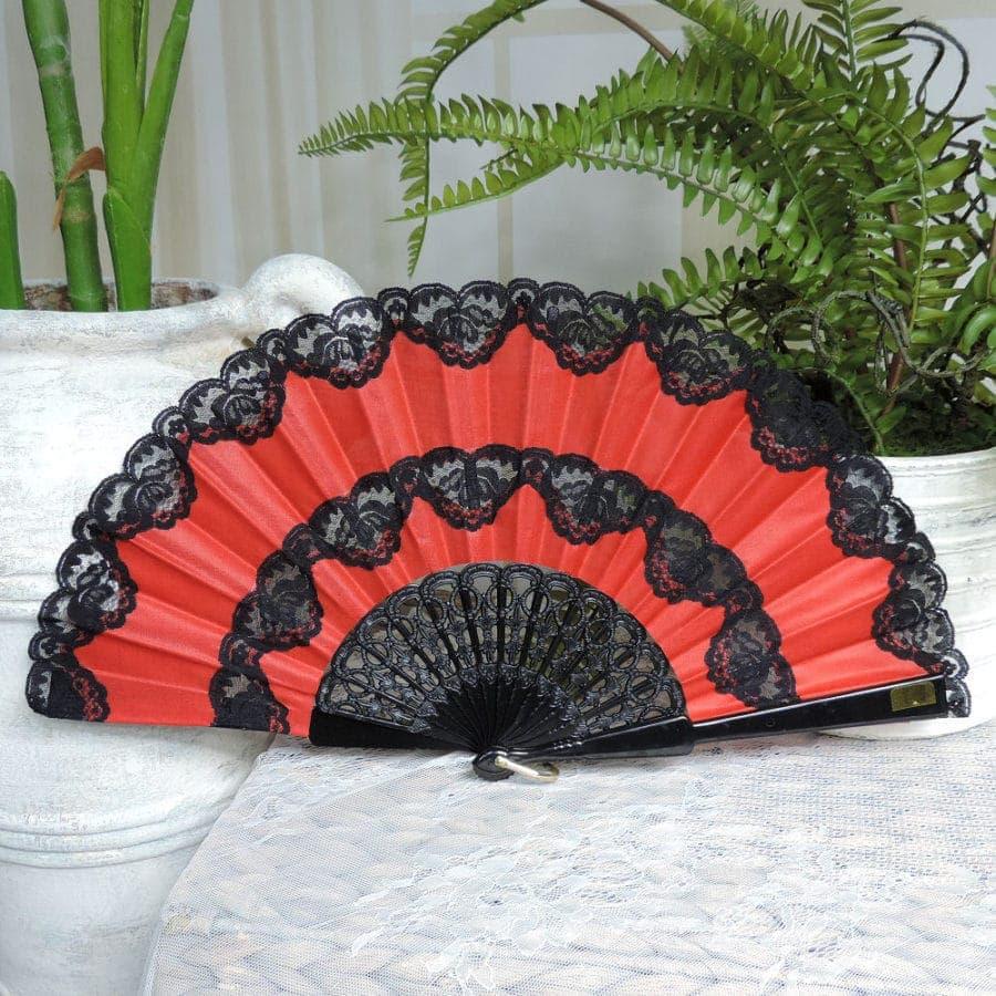 standard size fans