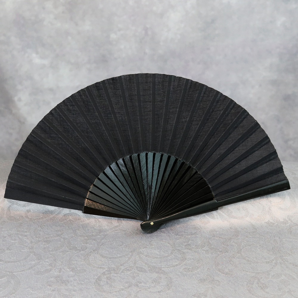 basic spanish fan