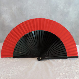 traditional Spanish fan