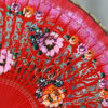 hand painted fans
