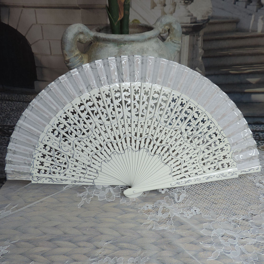 wedding fan