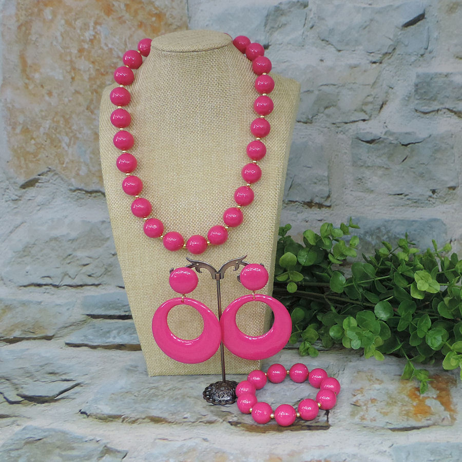Flamenco accessory set