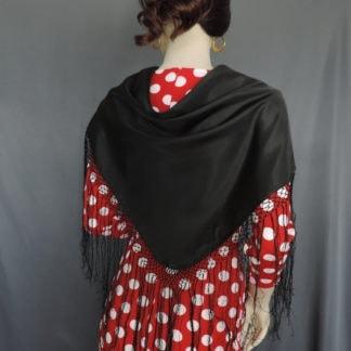 spanish pico shawls
