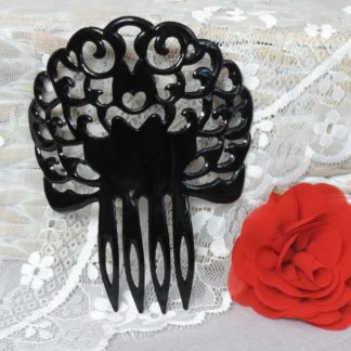 flamenco peinetas