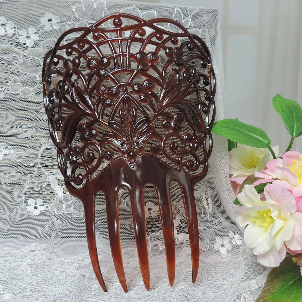 Medium Spanish hair comb