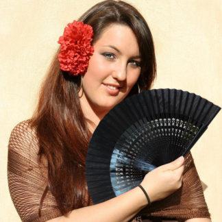 solid color fans