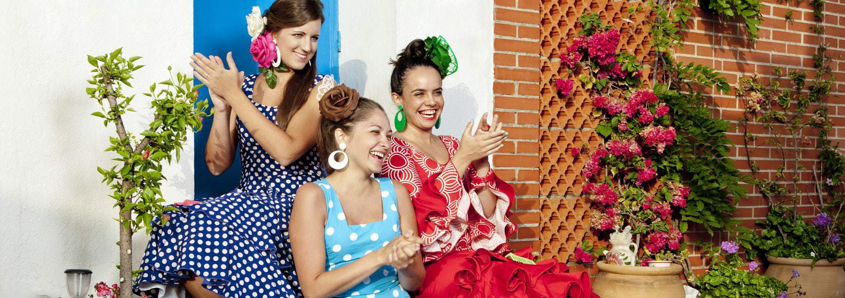 flamenco girls